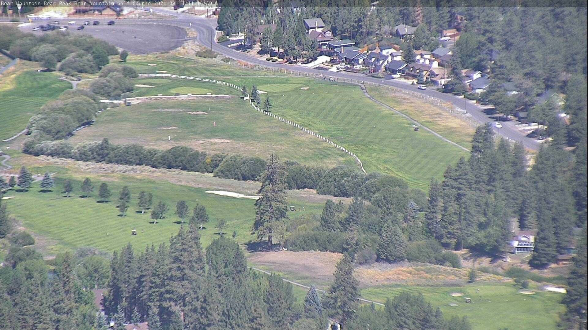 Bear Mountain Golf Course Cam