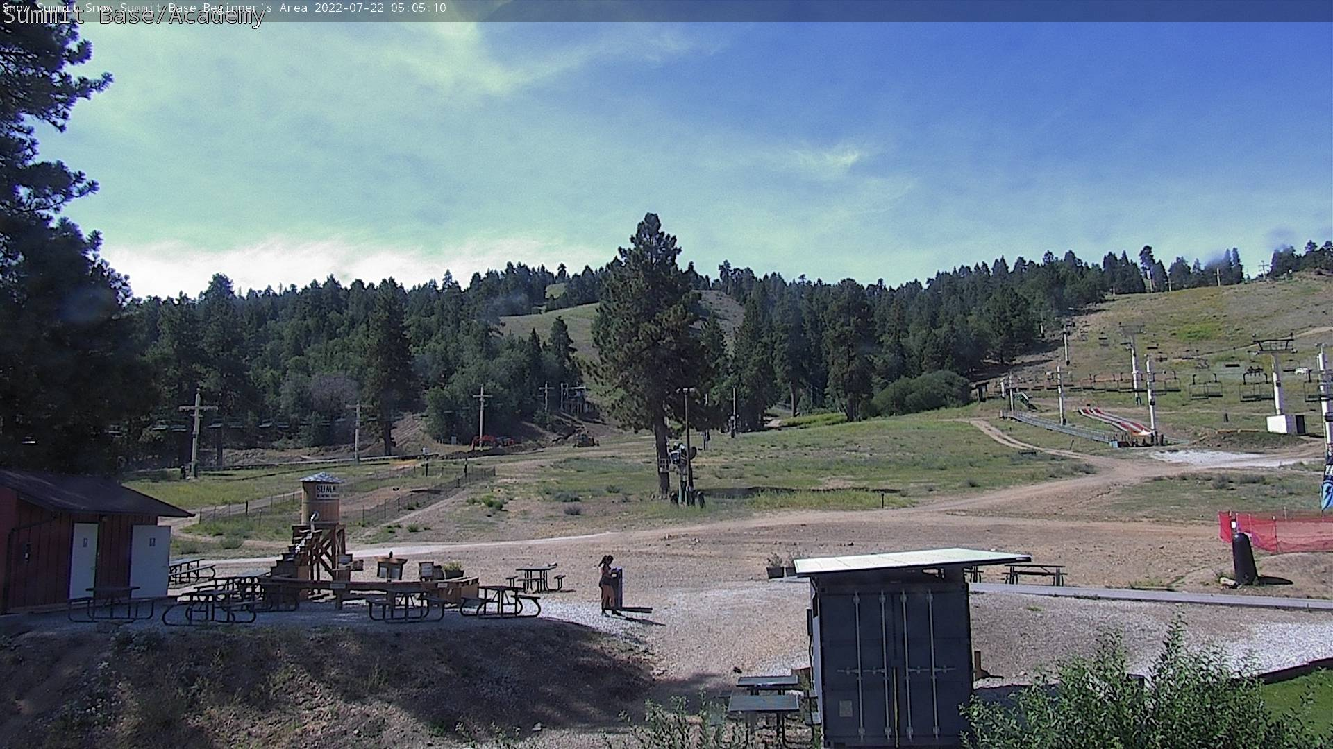 Summit Beginner Area Cam